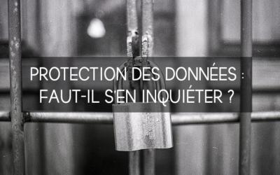 Loi RGPD : la protection de vos données