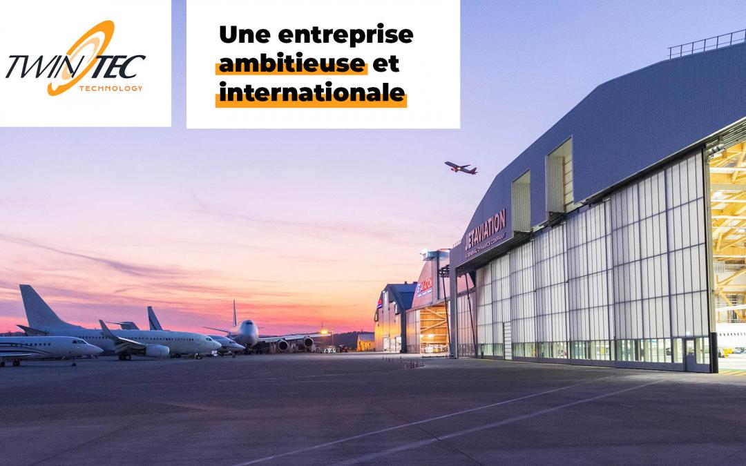 Twintec, une entreprise ambitieuse et internationale
