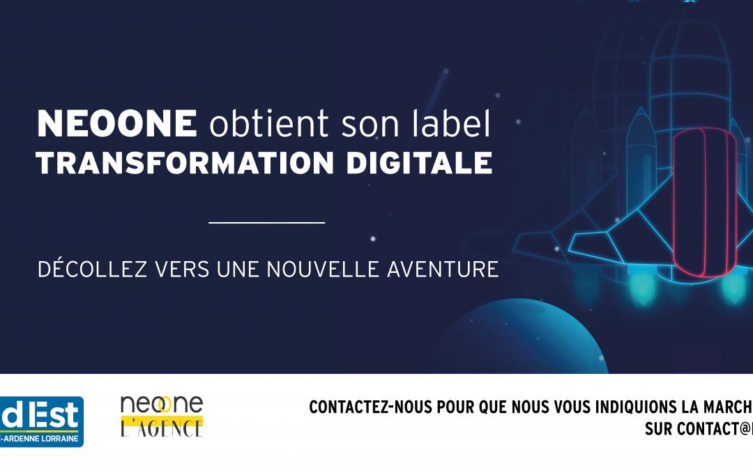 Label Transformation Digitale